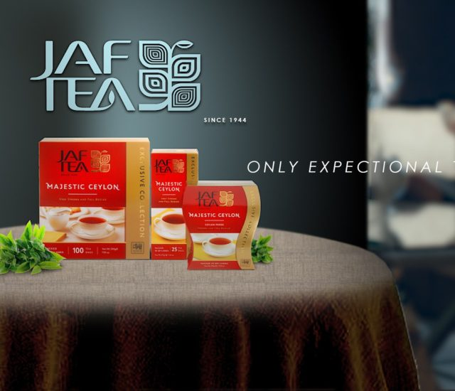 JAF Tea – (Majestic Ceylon)
